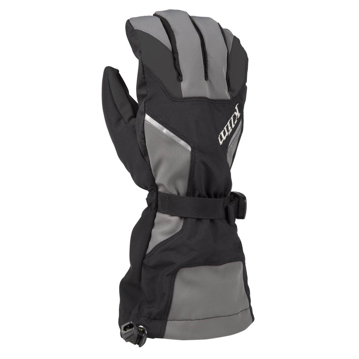 KLIM Klimate Glove 8 Black Klimate Youth Glove