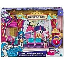 My Little Pony - Equestria Minis, diversión en cine (Hasbro C0409EU4)