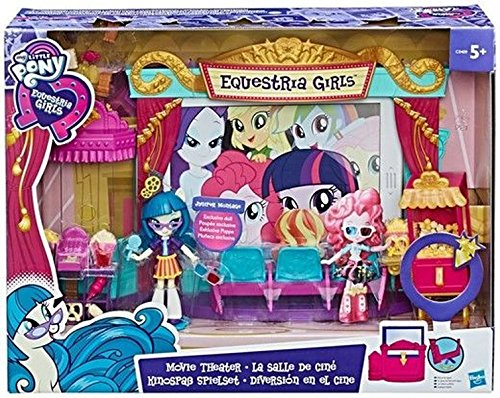 My Little Pony - C0409EU40 -  Equestria Girls La Salle De Cine product image
