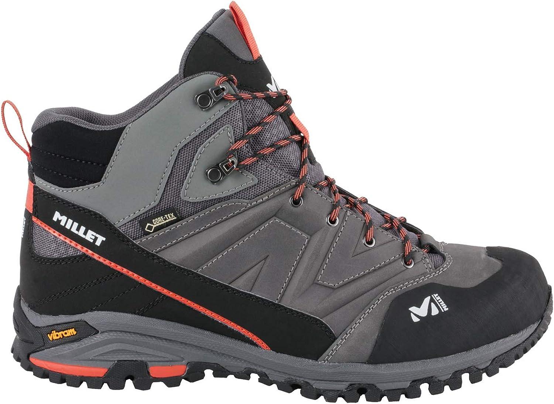 , MILLET K Ltgrid JKT M Chaussures de Randonn/ée Hautes polaire Homme,