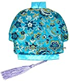 Chinese Apparel / Chinese Clothing & Accessories: Chinese Jacket Silk Purse - Flowers
