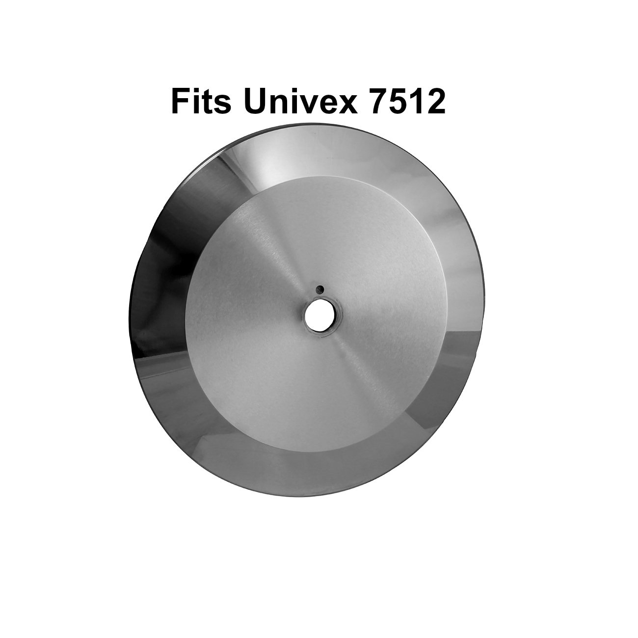 Replacement Blade for Univex / Intedge Meat Deli Slicer Fits 7512 Machine Made in Italy