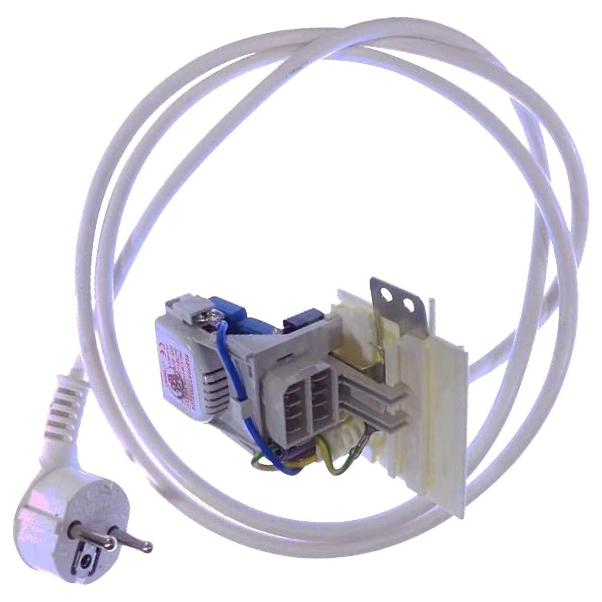 Cable de alimentación para lavadoras Ariston Hotpoint, Indesit y ...
