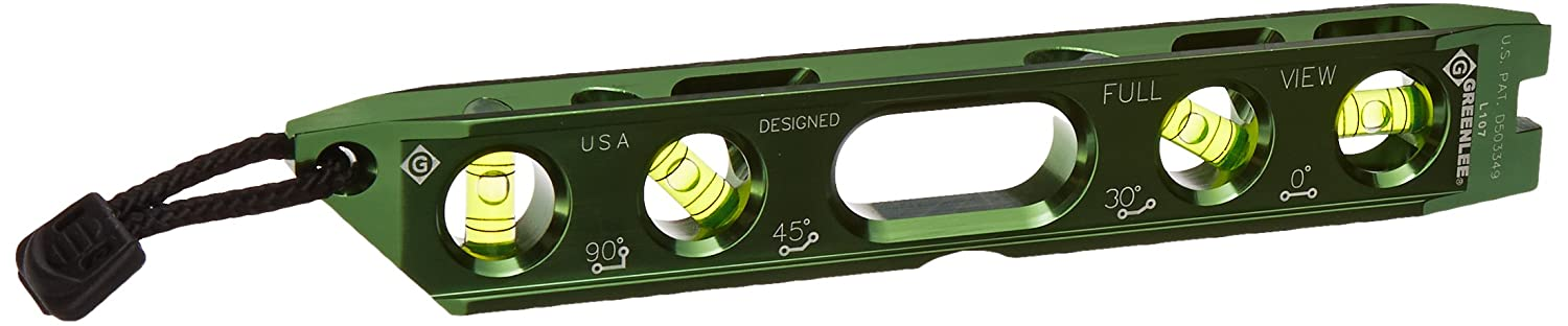 Greenlee L107 Electrician's Torpedo Level