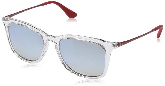 RAY-BAN JUNIOR 0Rj9063S 7031B8 Gafas de sol, Transparente ...