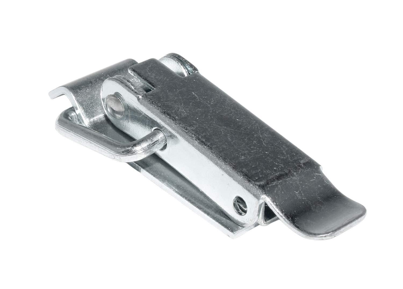 15 x 56 mm 1 St/ück 89236 Stahl verzinkt Hettich Kistenverschlu/ß