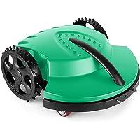 Garden Hero Tondeuse robot automatique (surface max. de tonte 1500m², station de recharge, autonomie batterie 3h, hauteur de coupe 3 ou 4cm, vitesse 20m/min, 2 lames) - vert