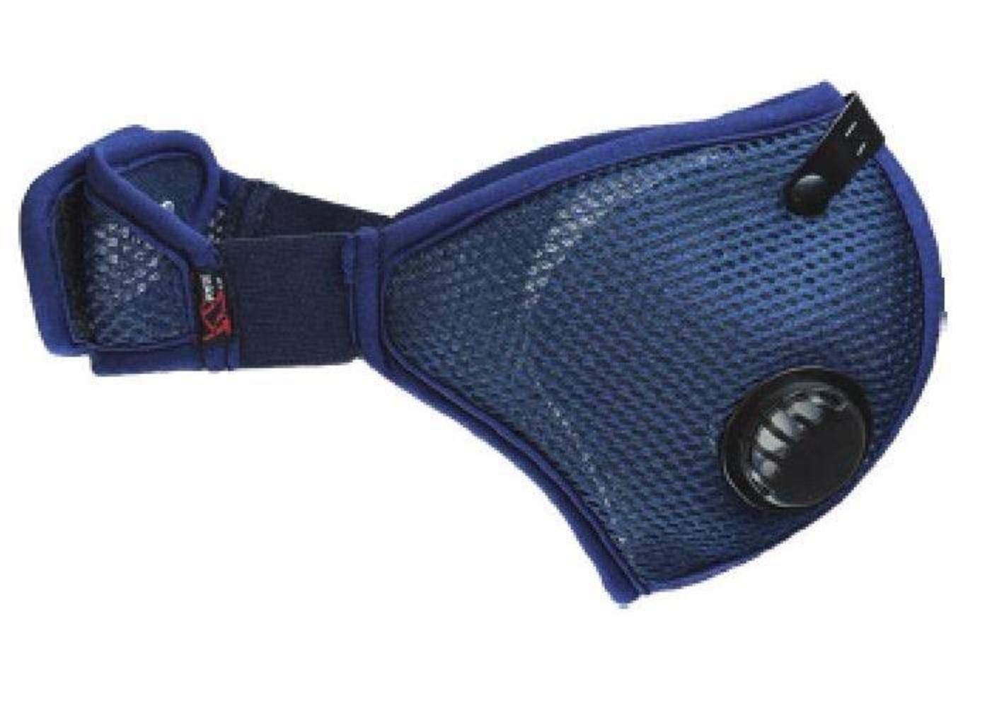 RZ Mask RZ Mesh Mask Navy (Blue, Adult) by RZ Mask