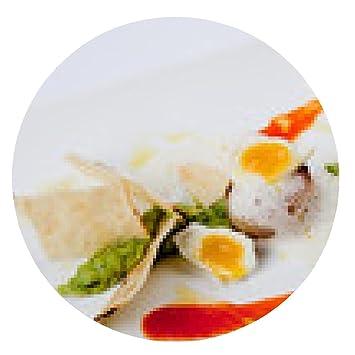 alfombrilla de ratón Shell Jacob frito con huevo de codorniz y guacamole: Amazon.es: Electrónica