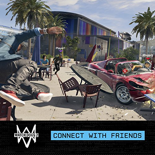 61ykgvKZ3RL Watch Dogs 2 - Xbox One