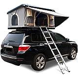 XPHW taktält ABS hårt skal vattentätt biltaktält automatisk utomhus off-road, lämplig för 2-3 vuxna, med utökad stege…