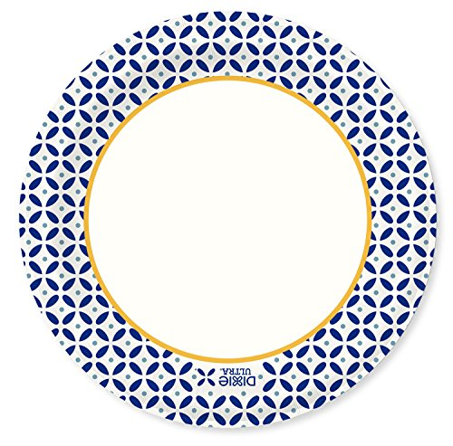 Review Dixie Ultra Paper Plates,