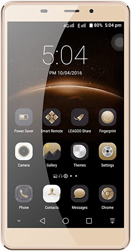 LEAGOO M8 3G MTK6580A 1.3Ghz Quad Core Android 6.0 Teléfono Móvil ...