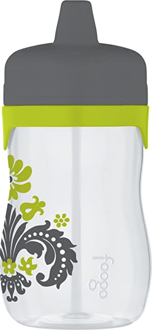 THERMOS FOOGO 11-Ounce Hard Spout Sippy Cup Tripoli Pattern