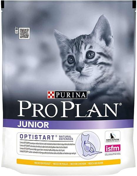 Purina® Pro Plan® Gato Pienso Original Kitten OPTISTART Pollo ...