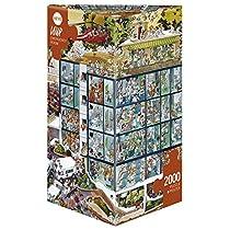 Heye 25784- Puzzle (2.000 piezas)