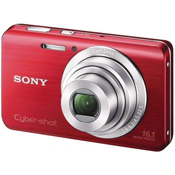 Sony DSC-W650 - Cámara Digital (Auto, Nublado, Luz de día, Fluorescente, Playa, Fuegos Artificiales, Paisaje, Retrato Nocturno, Nieve, Batería, Cámara ...