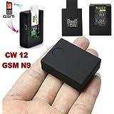 MICROSPIA AMBIENTALE GSM N9 CW 12 MINI MICRO SPIA LA PIU' PICCOLA DI SEMPRE