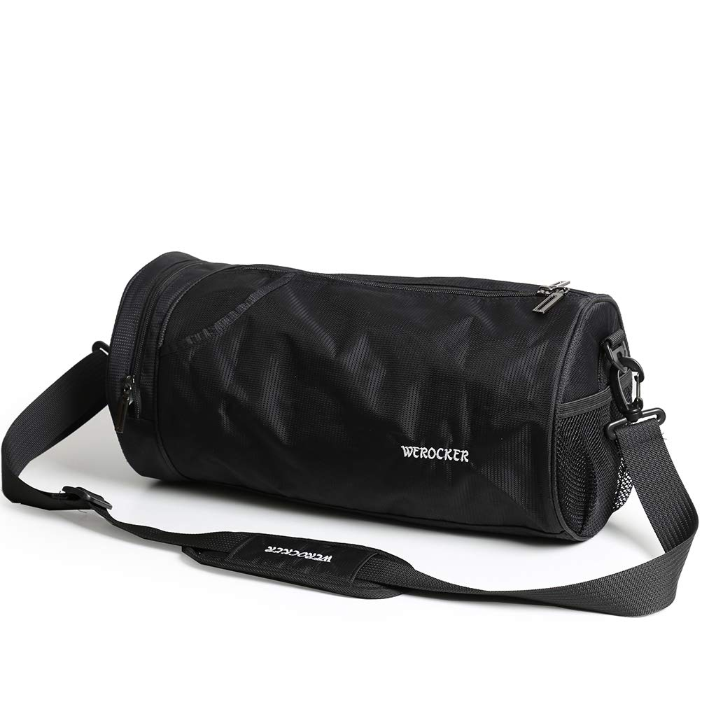 Sports Gym Bag for Men and Women Workout Bags Mens Gym Bag, black1, Size No Size by HYC00