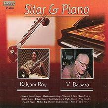 Sitar & Piano