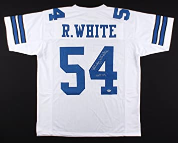 the latest a5076 c048c Randy White #54 Signed Dallas Cowboys Jersey Inscribed
