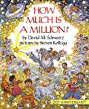 img - for How Much Is a Million? 20th Anniversary Edition (Reading Rainbow Books) book / textbook / text book