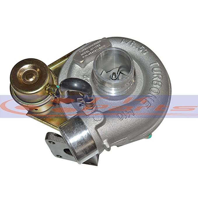 Amazon.com: TKParts New GT1752H 454061-5010S Turbo Charger For Fiat Ducato II OPEL RENAULT IVECO 103HP 115HP 8140.43 S9W700 2.8L: Automotive