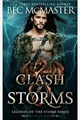 Clash of Storms (Legends of the Storm Book 3) Kindle Edition