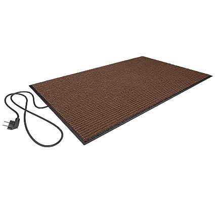Calentador Alfombra/Felpudo/Secador de Plus 70 marrón