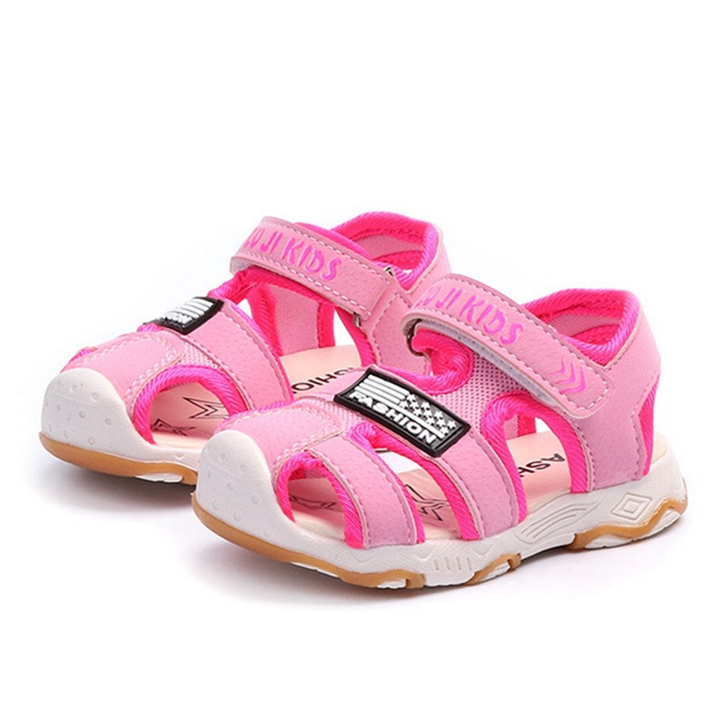 CYBLING Boy's Girl's Outdoor Athletic Closed-Toe Water Sandals Sport Beach Shoes (Toddler/Little Kid)