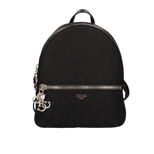 7a2a5ce672 Guess Urban Chic Large Backpack donna, zaino, nero, One size EU: Amazon.it:  Abbigliamento