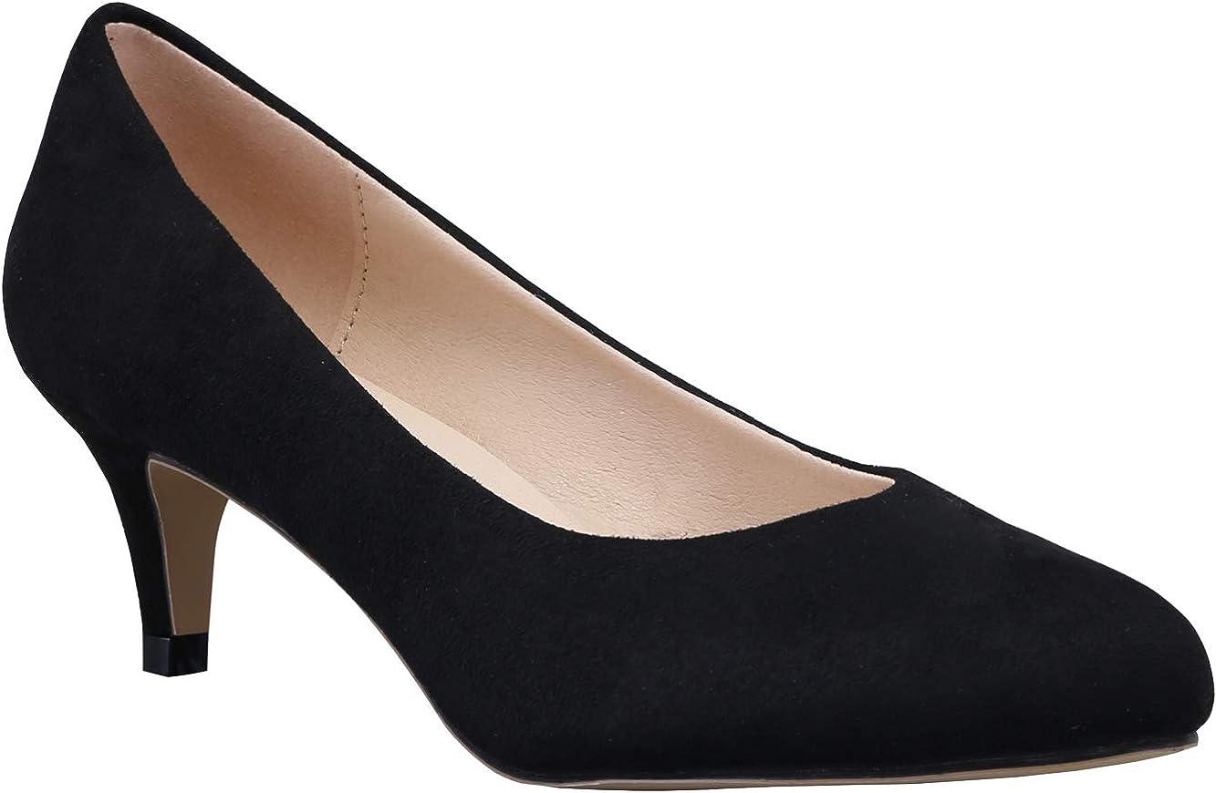 Women, Classic 1.97IN Kitten Heels