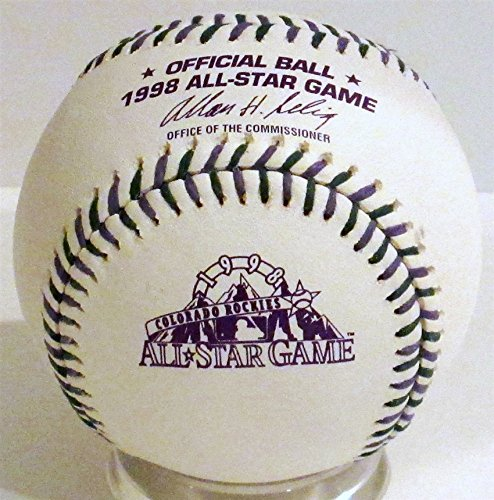 Rawlings 1998 All-Star Game Baseball - Boxed from Rawlings