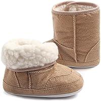 TININNA Inverno Caldo Baby Infant Anti Scivolo Stivali di cotone Stivali da bambini di neve Stivali Toddler Prewalkers