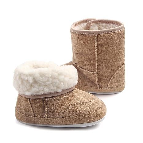 Scivolo Stivali Tininna Cotone Infant Di Anti Inverno Caldo Baby AXXHzPv1