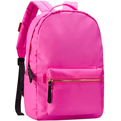 9d29749a016f HawLander Nylon Backpack for Women Bookbag for School