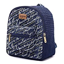 Singa Bags Women s Backpack (Blue  A08BB