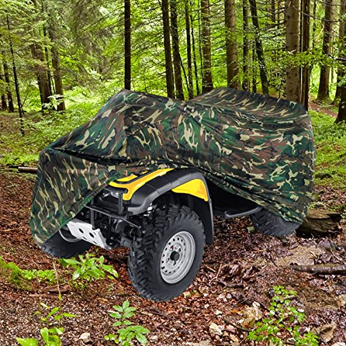 WATERPROOF SUPERIOR 4 WHEELER CAMOUFLAGE KAWASAKI product image