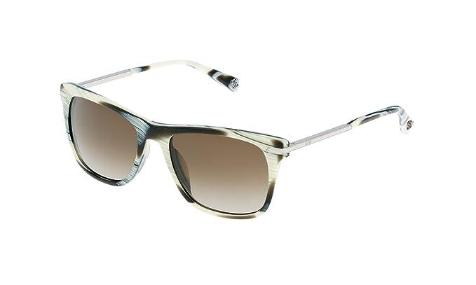 Loewe SLW891M5409ZC Gafas de sol, Shiny Pearl Green, 54 para ...