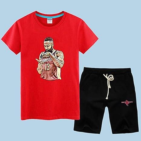 JUBAOPEN Camiseta De Baloncesto De La NBA Hombres Conjunto De ...