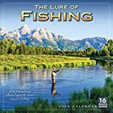 The Lure of Fishing 2020 Wall Calendar: by Sellers Publishing