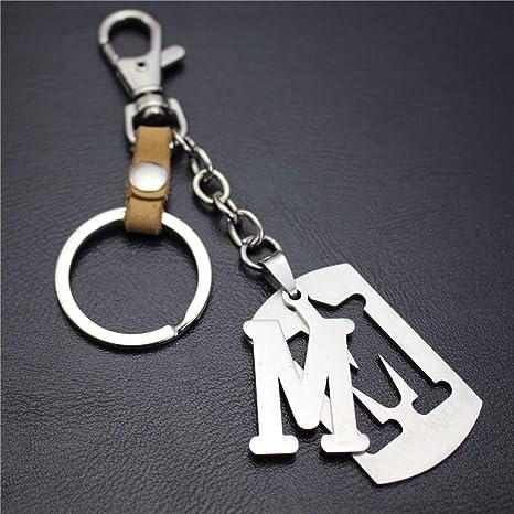 MEIDI Home Decoración Separable Alfabeto inglés M Colgante ...