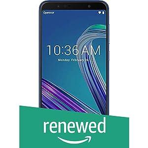 (Renewed) Asus Zenfone Max Pro M1 ZB601KL-4D101IN (Blue, 3GB RAM, 32GB Storage)