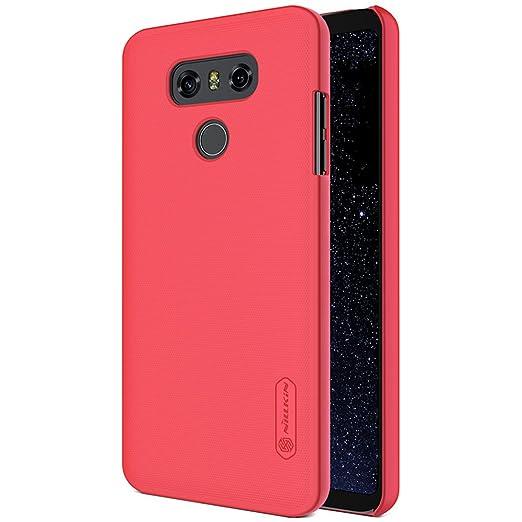 4 opinioni per LG G6 Cover, SMTR Qualità premium Custodia Cover Guscio duro Slim Armor case