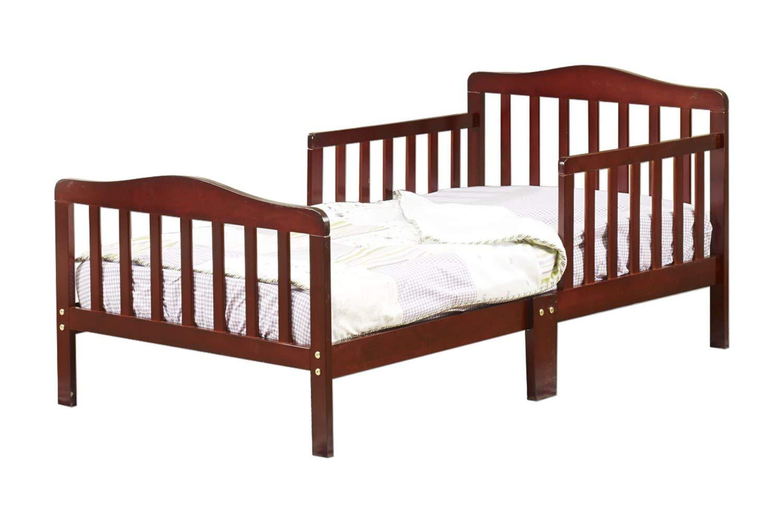 Orbelle 3-6T Toddler Bed, Dark Cherry