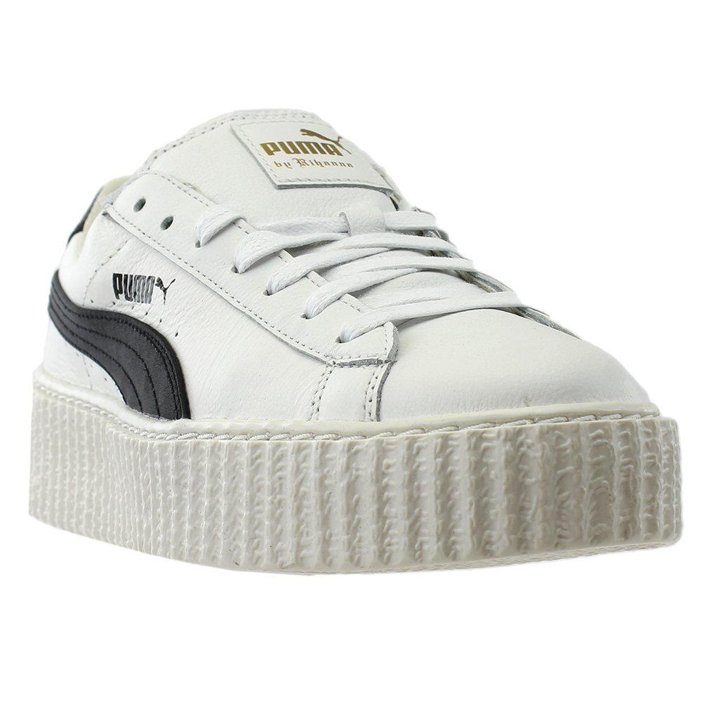 premium selection 99eb4 c623b Puma Creeper White & Black - 364462 01