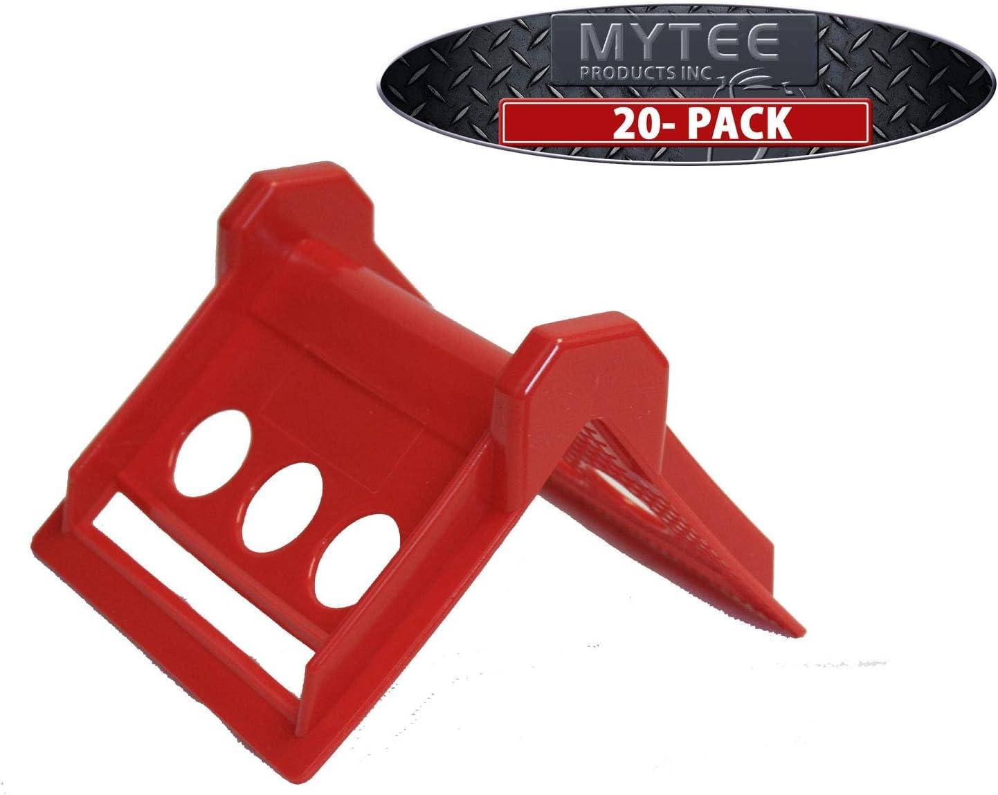 "(20 Pack) 4"" rot Strap Guards - Corner Protectors Flatbed Strap Corner Guard"