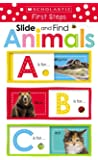 Slide and Find ABC Animals (Scholastic Early Learners: Slide and Find)