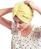 Dholakiya® D1-Towel of Hair, Absorbent Dholakiya Towel Hair Drying Quick Dry Shower Cap for Hair, [1pcs]