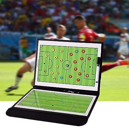 Lievevt Fútbol táctico Tabla, Tablero de Táctica de Fútbol ...